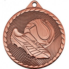 MEDALLAS M1 MED FUT IRON B 50MM