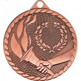 MEDALLAS M1 MED ALEG IRON B 50MM