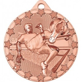 MEDALLAS M1 MED FUT HQ B/B 70MM