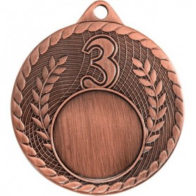 MEDALLAS M1 MED IRON B 3º 50MM
