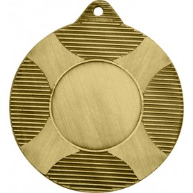 """MEDALS M1 """"IRON"""" BRONCE VJ 50m"""